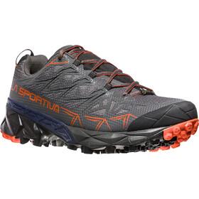 La Sportiva Akyra GTX Chaussures de trail Homme, carbon/tangerine